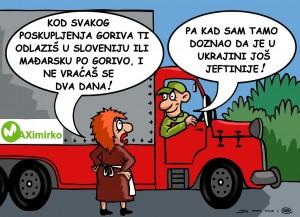 jeftinije gorivo