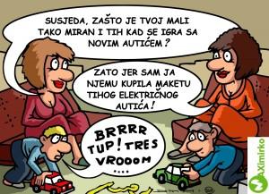 električni autić