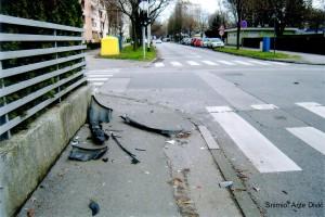 neočišćene prometnice